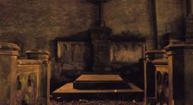Tajemný Malostranský hřbitov se dá zase do parády