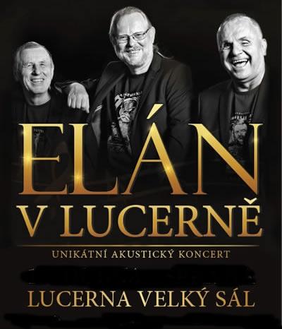 Elán v Lucerně