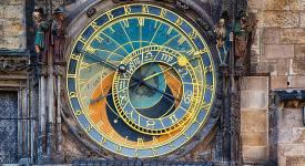 Jak se čte orloj?