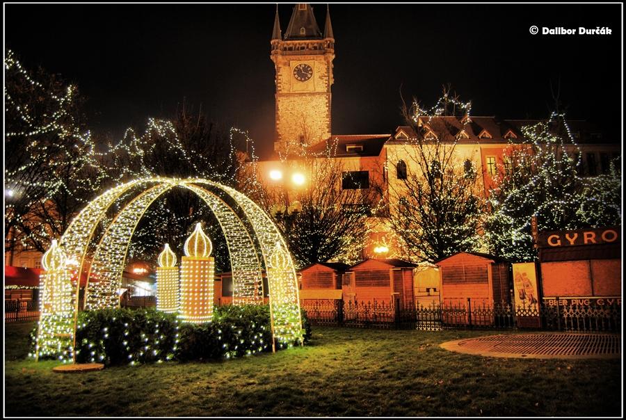 """Dalibor Durčák: """"Moje první pražské Vánoce"""""""