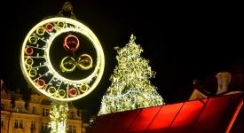 Advent v plné síle! Praha se zabalila do vánočího