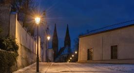 AŽ OČI PŘECHÁZEJÍ. Nejkrásnější fotky zasněžené Prahy