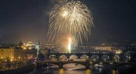 Novoroční ohňostroj: Kdy, kde a odkud nejlépe uvidíte…