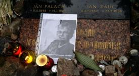 Pražané uctívají památku Natálie Gorbaněvské. Ženy, která se nás zastala