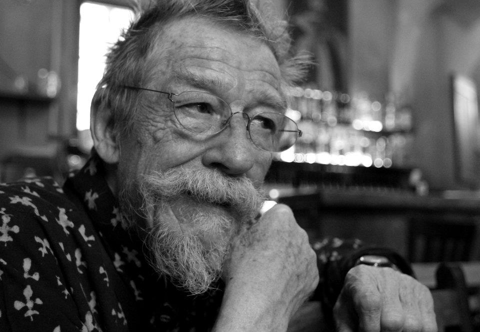John Hurt v Praze - Foto: Eugen Kukla