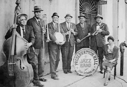 Jazzoví kluci