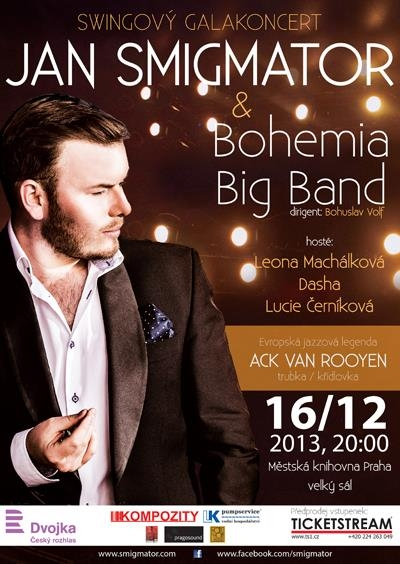 Jan Smigmator & Bohemia Big Band
