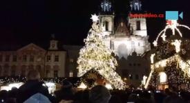 Rozsvěcení vánočního stromku: Tři, dva, jedna a nic…