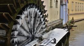 Když v Praze mrzne… Nádherné fotky Jany Ježkové