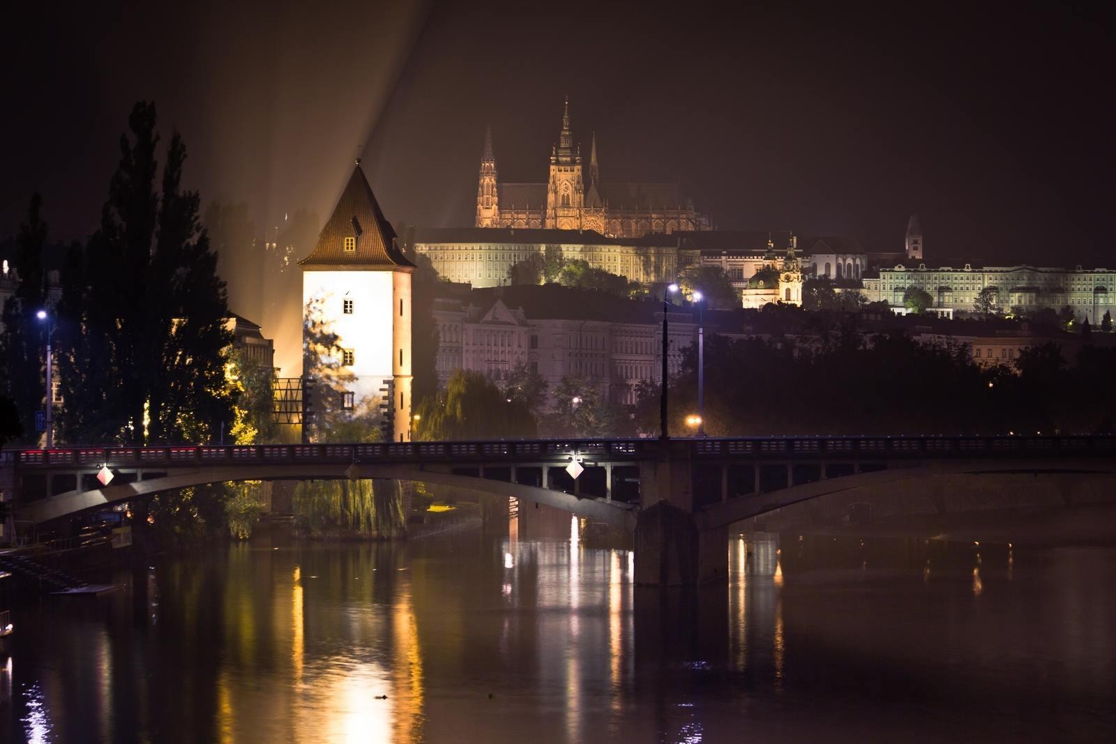 Malostranská mostecká věž - Foto: Marek Nahodil