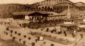 Zapomenutý lunapark v Edenu. Horská dráha měřila 5 kilometrů. Podívejte se!