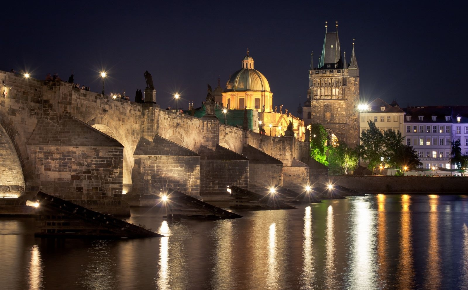 Karlův most - Foto: Marek Nahodil