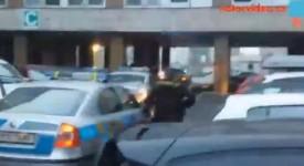 Exkluzivní záběry ze zatýkání! Šílená honička z centra Prahy až do Plzně
