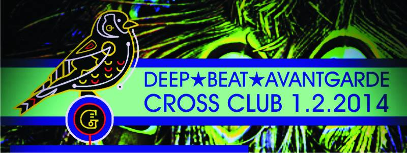Deep Beat Avantgarde With Goldffinch & Stray