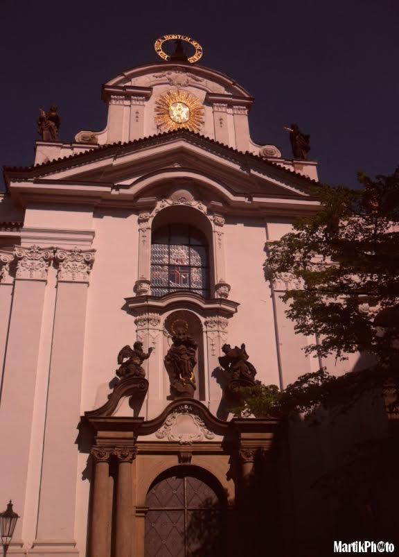 Svatá Markéta v Břevnovském klášteře - Foto: Martik