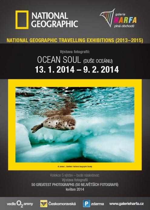 National Geographic: Ocean soul - Duše oceánu