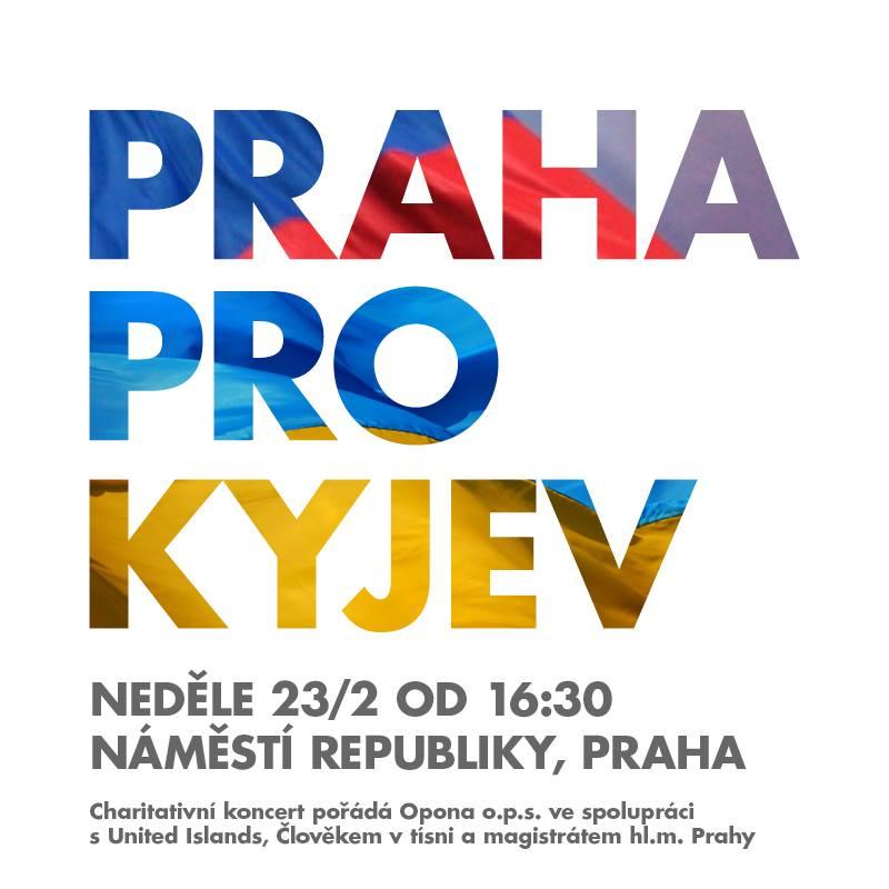 Praha pro Kyjev