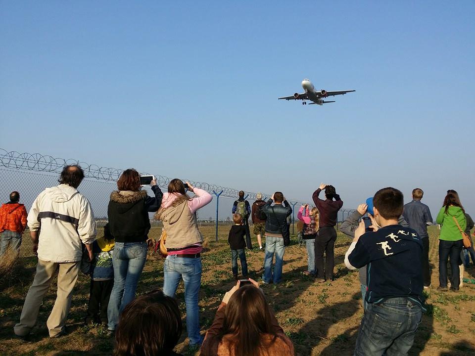 Airbus A380 v Praze - Foto: Eugen Kukla