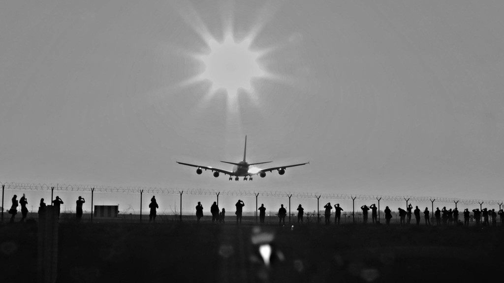 Airbus A380 - Foto: Eugen Kukla