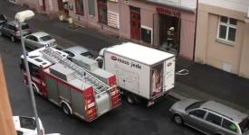 V Divadle Spejbla a Hurvínka zasahují hasiči