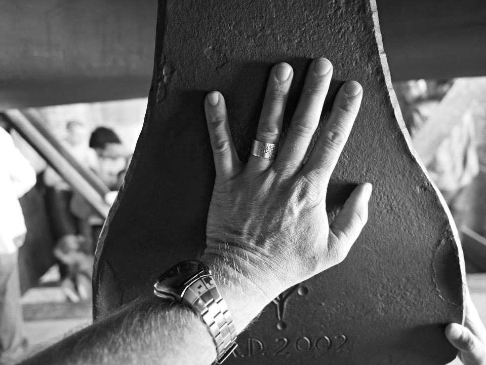 Ruku na srdce - Foto: Eugen Kukla