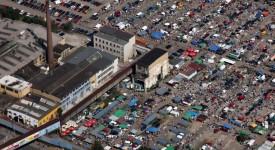FASCINUJÍCÍ PODÍVANÁ: Jak vypadá Praha z letadla