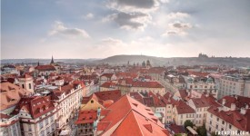 TO MUSÍTE VIDĚT! Praha v plné kráse na dechberoucím videu…