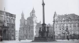 Mariánský sloup se vrátí na Staroměstské náměstí. V Praze bude zase poledne