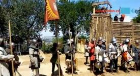 VIDEA: Husité opět dobyli Vítkov. Při velké rekonstrukci bitvy z roku 1420