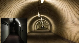 Tajemství Vítkova. 30 metrů pod zemí skrývá atomový kryt