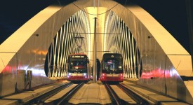 Zátěžové zkoušky Trojského mostu. Co se všechno testovalo?