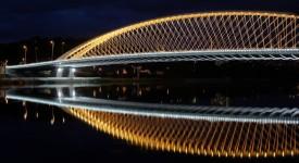 Krása nad Vltavou. Nový Trojský most se představuje
