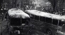 Smutek a zmar. Fotografie Dušana Neumanna z 21. srpna 1968