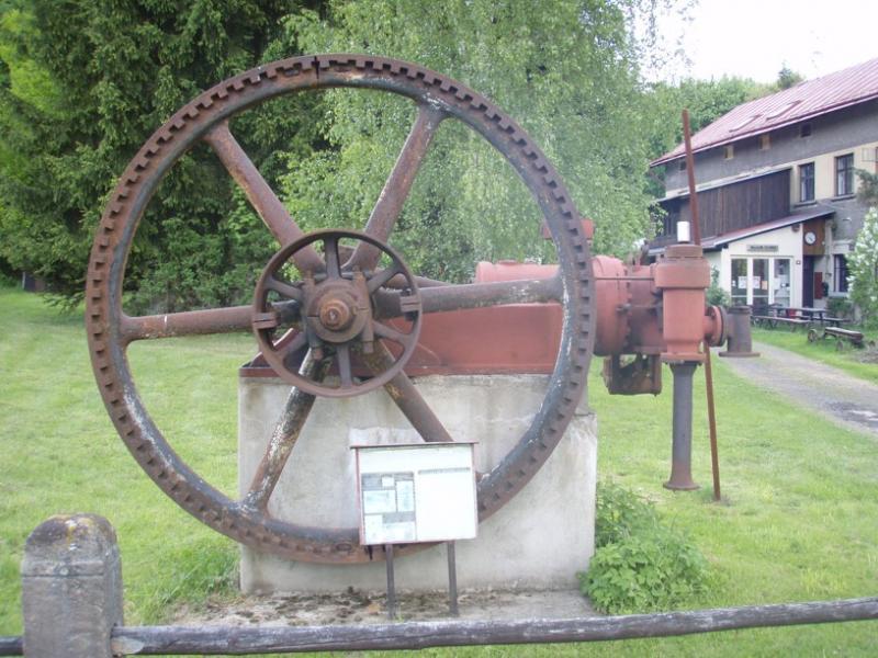 Muzeum techniky v Loukově - Foto: liberecky-kraj.cz
