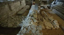 Senzační objev na Vyšehradě. Archeologové objevili velký středověký kostel