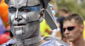 Prahou prošel pochod hrdosti Prague Pride. Podívejte se…