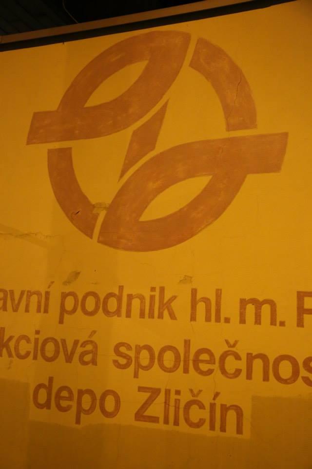 Depo Zličín - Foto: Štěpán Rusňák