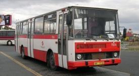 Velké loučení. V pátek vyjede naposledy autobus Karosa B731