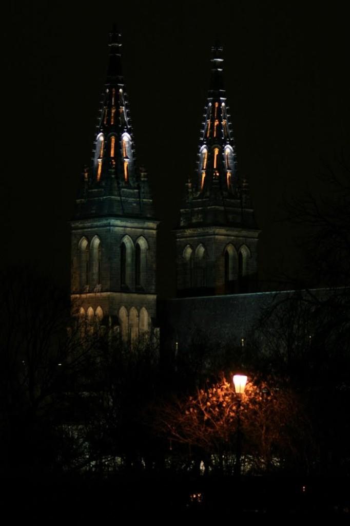 Bazilika svatého Petra a Pavla na Vyšehradě - Foto: Robert Svoboda
