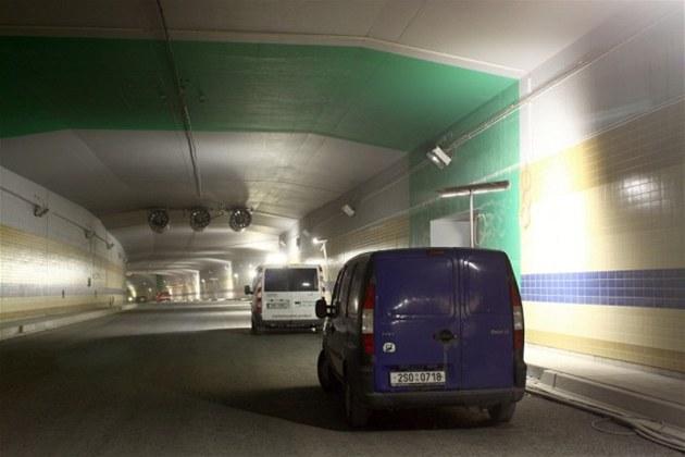 Foto: Tunel Blanka
