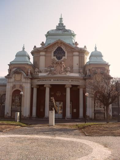 Lapidárium Národního muzea na pražském Výstavičti - Foto: Marta Small