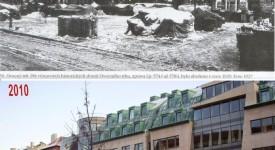 Praha v proměnách času. Podívejte se na srovnávací fotografie