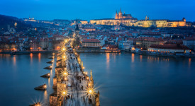 Fascinuje mě kouzlo staré Prahy, říká Petr Kubát