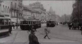 UNIKÁTNÍ FILM: Praha v roce 1912. Jak vypadala a jak se změnila
