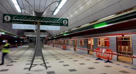 Nové stanice metra se otevřou 6. dubna v 15 hodin. Takhle budou vypadat jízdní řády