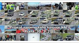 Dragouni dorazili do Prahy. Podívejte se na fotoreportáž