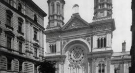 ZAPOMENUTÁ STAVBA: Jedna z největších synagog světa stála na Vinohradech
