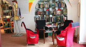 Virtuální prohlídka kanceláře Václava Havla. Podívejte se, kde prezident pracoval