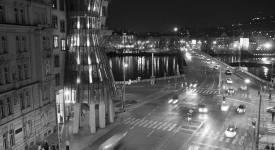 Černobílá svědectví Eugena Kukly. Poznejte autora snímků z výstavy Všechny krásy Prahy