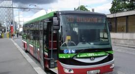 """""""Trolejbusy"""" se vrací do Prahy. Budou napájeny z tramvajové sítě"""